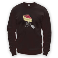 Raspberry Pie Sweater