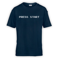 Press Start Kids T-Shirt