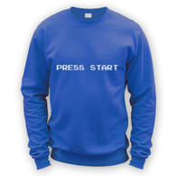 Press Start Sweater