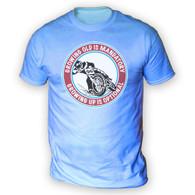 Grow Up Optional MotoCross Mens T-Shirt