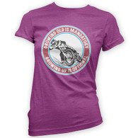 Grow Up Optional MotoCross Woman's T-Shirt