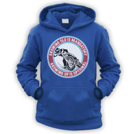 Grow Up Optional MotoCross Kids Hoodie