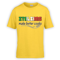 Italians Make Better Cooks Kids T-Shirt