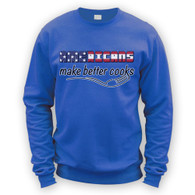 Americans Make Better Cooks Sweater