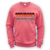 Germans Make Better Cooks Sweater