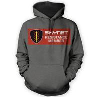 Skynet Resistance Member Hoodie