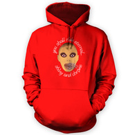 Shiny and Chrome Hoodie