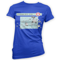 Robot Repair Womans T-Shirt