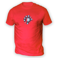Arc Reactor Mens T-Shirt