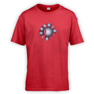 Arc Reactor Kids T-Shirt
