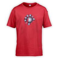 Arc Reactor Kids T-Shirt