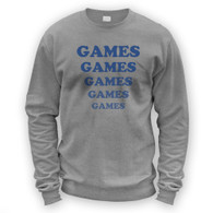 Games Games Games Sweater