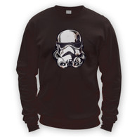 Battle Damaged Helmet Sweater