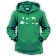 Small Far Away Kids Hoodie