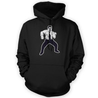 The Dancing Brent Crab Hoodie