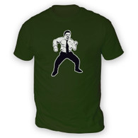 The Dancing Brent Crab Mens T-Shirt
