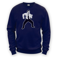 The Dancing Brent Crab Sweater