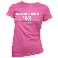 Waynestock 93 Womans T-Shirt