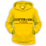 Steptoe and Son Kids Hoodie