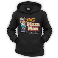 Pizza Man Kids Hoodie
