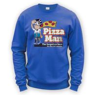 Pizza Man Sweater