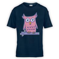 Olivia Owl Kids T-Shirt