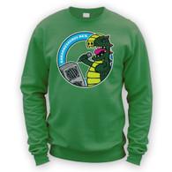 Karaoke Rex Sweater