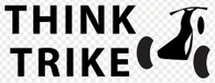 Think Trike Sticker