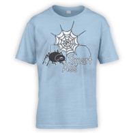 Spider Smart Ass Kids T-Shirt