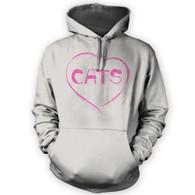 Love Cats Hoodie