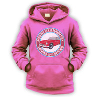 Grow Up Optional MGBGT Kids Hoodie