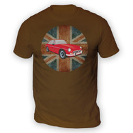 British MGBGT Mens T-Shirt