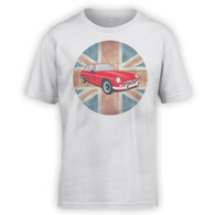 British MGBGT Kids T-Shirt