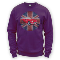 British MGBGT Sweater