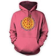 Pizza Percentage Hoodie