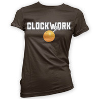 Clockwork Womans T-Shirt