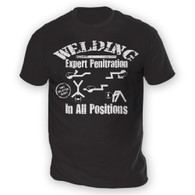 Welding Mens T-Shirt