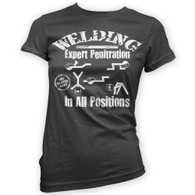 Welding Womans T-Shirt