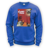 Planet of the Pugs Sweater