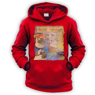 Pugs of the Caribbean Kids Hoodie