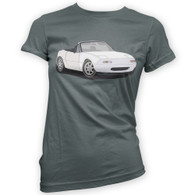 MX5 Mk1 Womans T-Shirt
