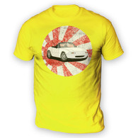 Japanese MX5 Mk1 Mens T-Shirt