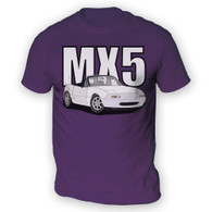 The MX5 Mk1 Mens T-Shirt