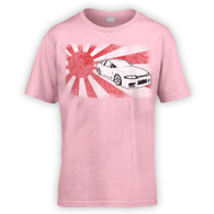 Japanese Skyline R33 Kids T-Shirt