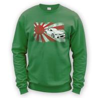 Japanese Skyline R33 Sweater