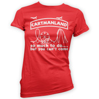 Cartmanland Womans T-Shirt