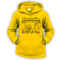 Cartmanland Kids Hoodie