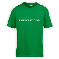 EarlyBay.com Classic Badge Script Kids T-Shirt (Unisex)