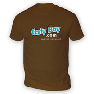 EarlyBay.com Logo + USERNAME Mens T-Shirt