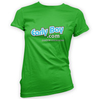 EarlyBay.com Logo + USERNAME Woman's T-Shirt